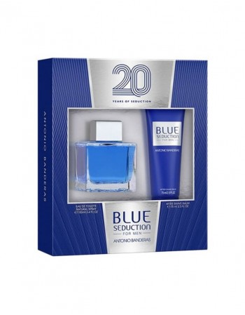 "Kit for Him ANTONIO BANDERAS ""Blue Seduction"""