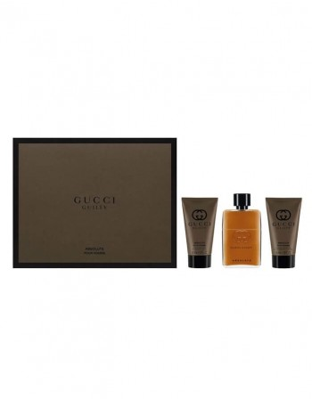 "Rinkinys Jam GUCCI ""Guilty Absolute Pour Homme"""