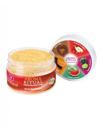 Kūno Šveitiklis DERMACOL AROMA RITUAL Aplle&Cinnamon