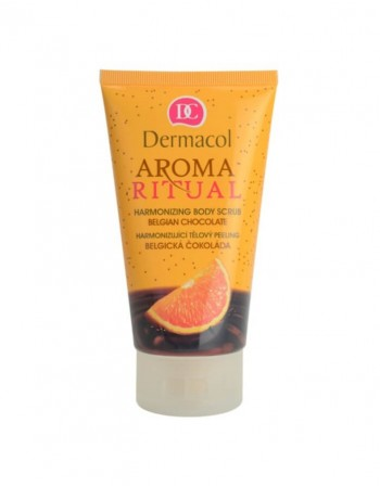 Body Scrub DERMACOL Aroma Ritual Belgian Chocolate