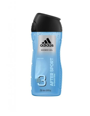 V.Dušo Želė ADIDAS After sport hydrating, 250 Ml