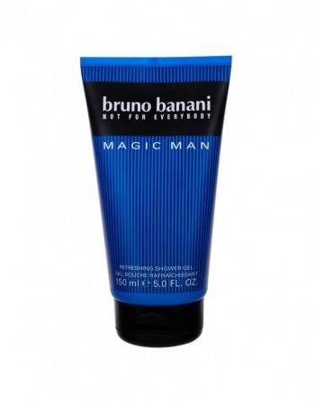 V.Dušo Želė BRUNO BANANI Magic man, 150 Ml