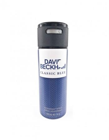 Vyriškas Dezodorantas DAVID BECKHAM Classic blue, 150 Ml