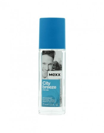 Dezodorantas Vyrams MEXX City breeze, 75 Ml