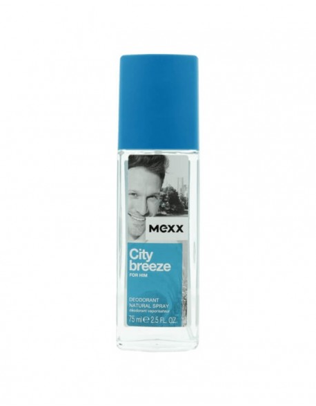 Vyriškas Dezodorantas MEXX City breeze, 75 Ml