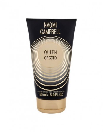 Dušo Želė NAOMI CAMPBELL Queen of Gold, 50 ml