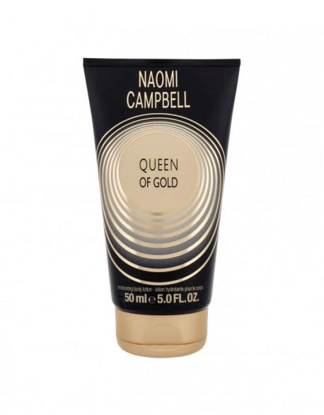 Dušo Želė NAOMI CAMPBELL Queen of Gold, 50 ml