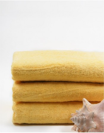 "Bamboo Towel ""Yellow Bamboo"""