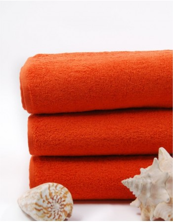 "Worsted Cotton Towel ""Orangio"""