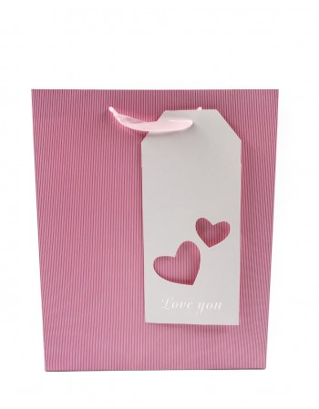 "Gift bag ""Love you"""