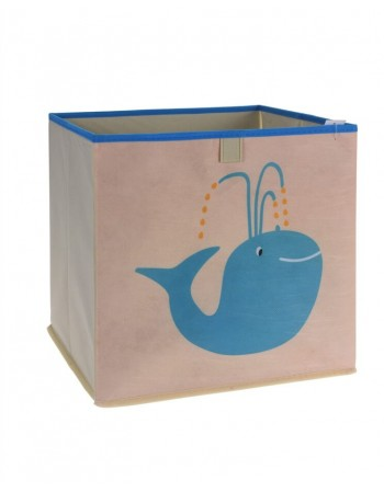"Storage Bag ""Blue Whale"""