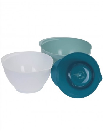 "Bowl set ""Easy Green"""