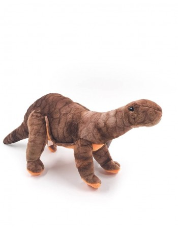 "Soft toy ""Brown Dinosaur"""