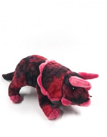 "Soft toy ""Red Dinosaur"""