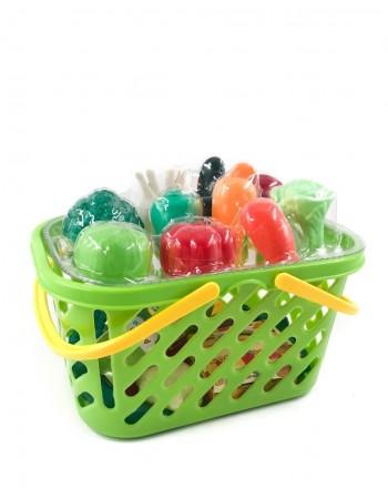 """Žaislų Rinkinys """"Green Groceries"""""""