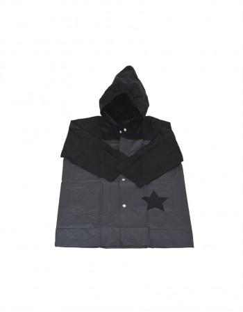 "Baby Raincoat ""Black Star"""
