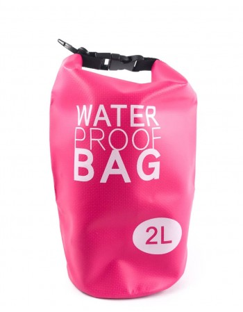 "Sports bag ""Waterproof Pink"""