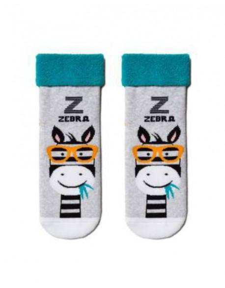 """Vaikiškos kojinės """"Zzebra"""""""