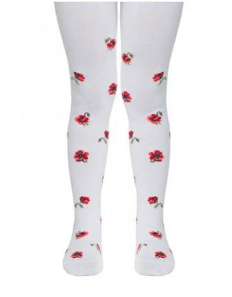 """Vikiškos pėdkelnės """"Red Flower"""""""
