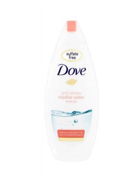 """Dušo Želė """"Dove Anti-Stress Micellar Water"""", 250 ml"""