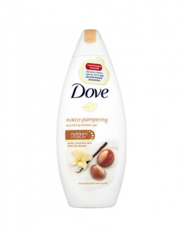 "Dušo Želė ""Dove Shea Butter & Warm Vanilla "", 250 ml"