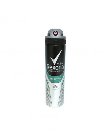 "Vyriškas Antiperspirantas ""Rexona Sensitive"", 150 ml"