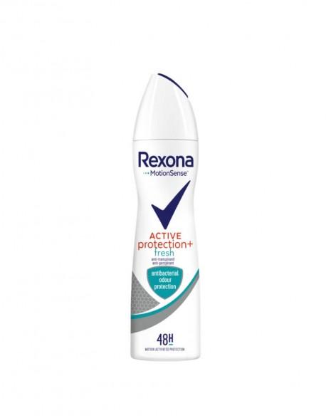 "Moteriškas Antiperspirantas ""Rexona Active Protection+Fresh"", 150 ml"
