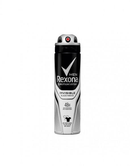 "Vyriškas Antiperspirantas ""Rexona Invisible"", 150 ml"