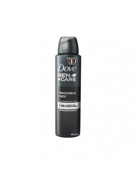 "Vyriškas Antipersiparntas ""Dove Invisible Dry"", 150 ml"