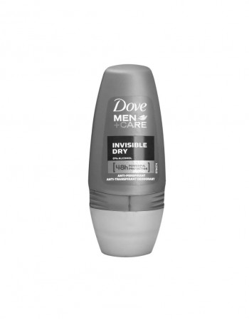 "Vyriškas Antiperspirantas ""Dove Invisible Dry"", 50 ml"