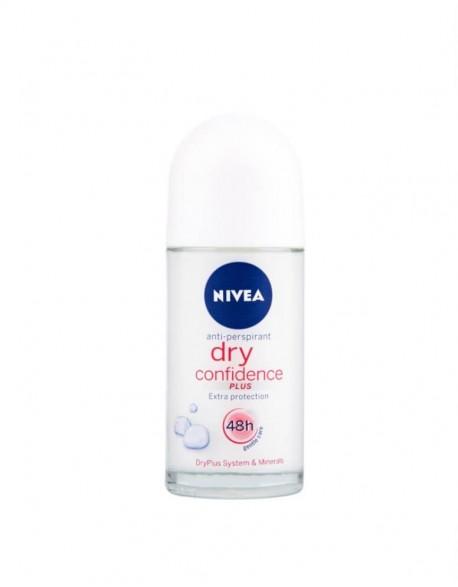"Moteriškas Antiperspirantas ""Nivea Dry Confidence"", 50 ml"