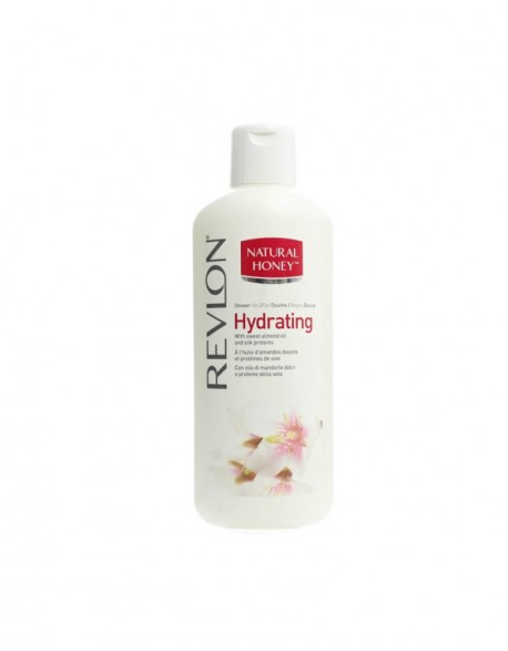 Dušo želė REVLON Natural Honey Hydrating