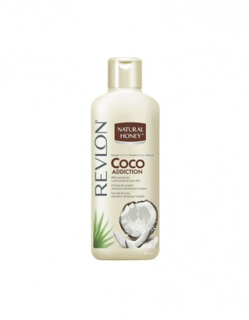 Dušo želė REVLON Natural Honey Coco Addiction