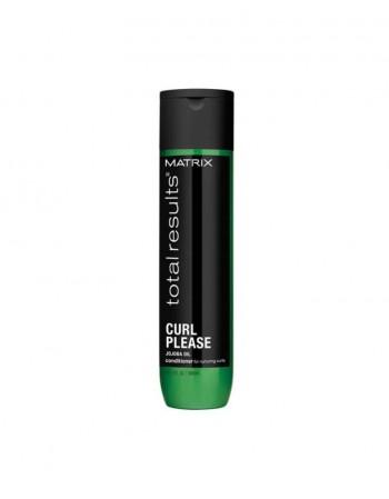 Plaukų kondicionierius MATRIX Total Results Curl Please Conditioner, 300 ml
