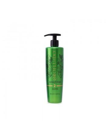 """Средствa для восстановление волос OROFLUIDO """"Amazonia"""" Step 2, 500ml"""