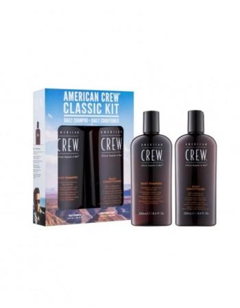 Plaukų Priežiūros Rinkinys AMERICAN CREW
