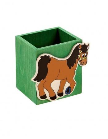 """Vaikiška Pieštukinė """"Horse"""""""