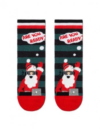 """Vaikiškos kojinės """"Dj Santa"""""""