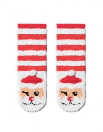 """Vaikiškos kojinės """"Candy Santa"""""""
