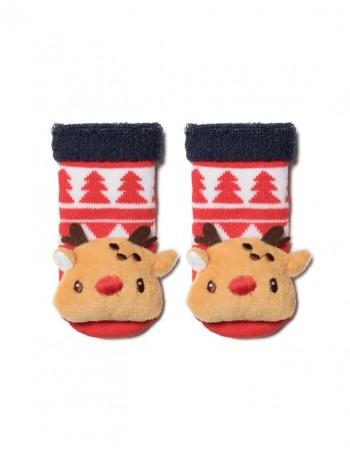 """Vaikiškos kojinės """"Baby Rudolf"""""""