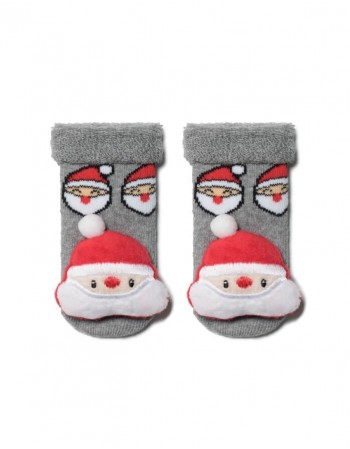 """Vaikiškos kojinės """"Happy Baby Santa"""""""
