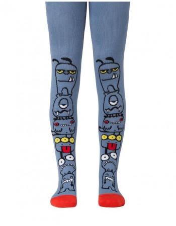 """Vaikiškos pėdkelnės """"Monsters Blue"""""""