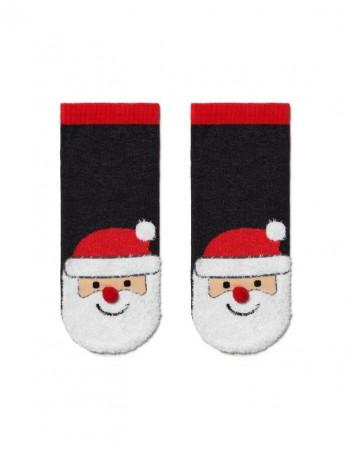 """Vyriškos kojinės """"Xmas Santa"""""""