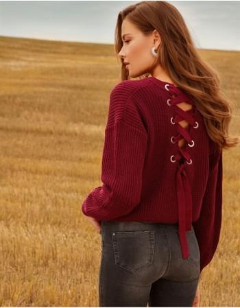 "Sweater ""Grape Wine"""