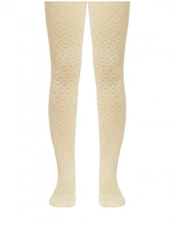 "Children's tights ""Bravo Cream"""