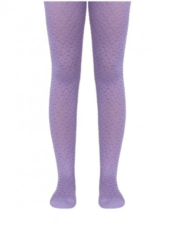 "Children's tights ""Bravo Lilac"""