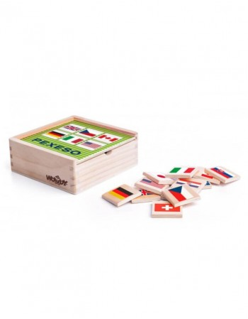 "Memory game ""Flags"""