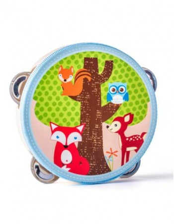 "Tambourine for children ""Fox"""