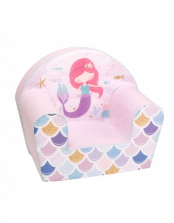 "Children's Armchair ""Mermaid"""