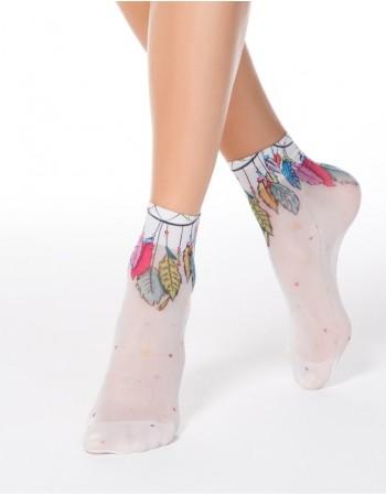 """Women's socks """"Forest"""""""